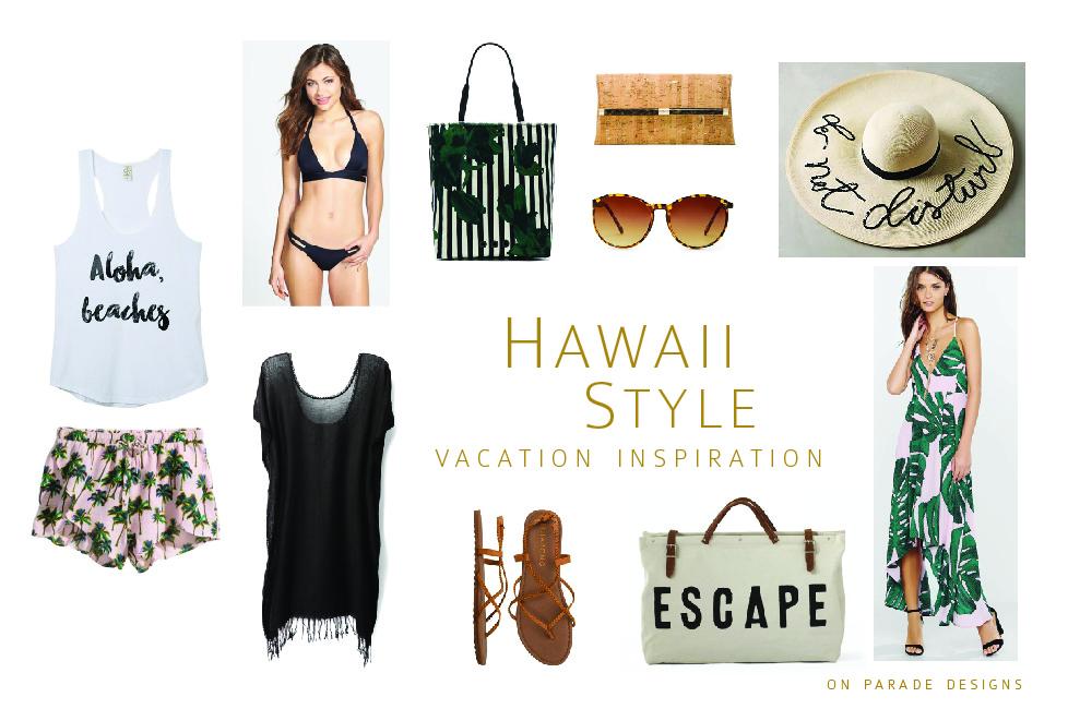 hawaii style 2016