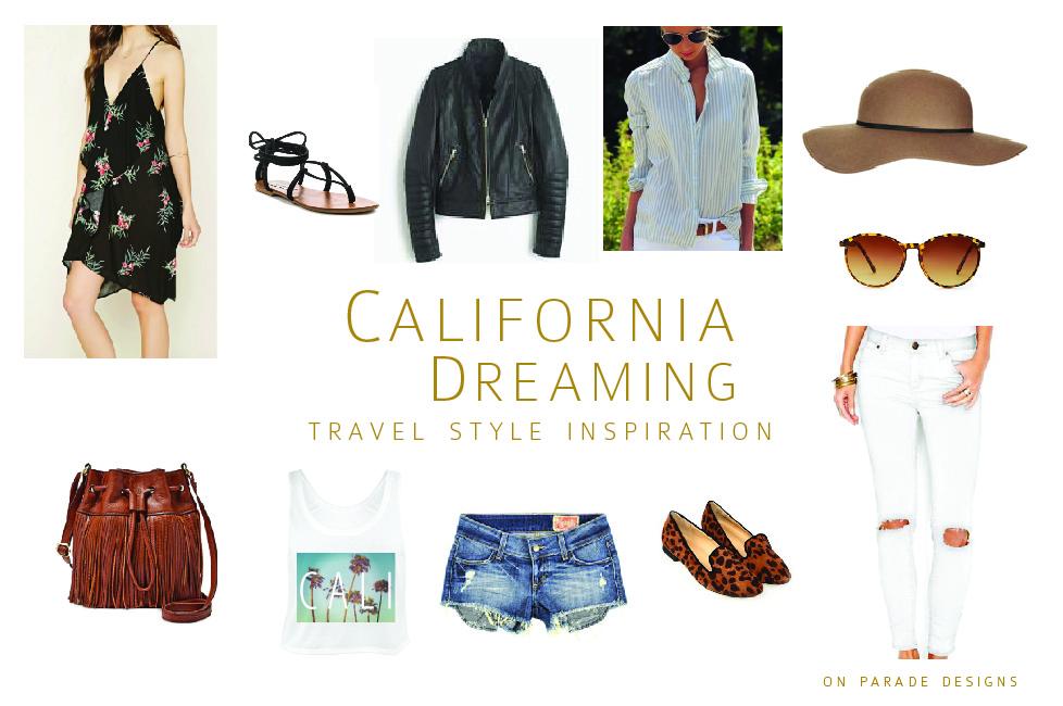 california style board