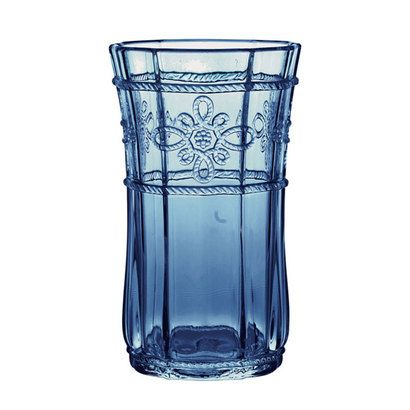 Blue Drinking Glasses