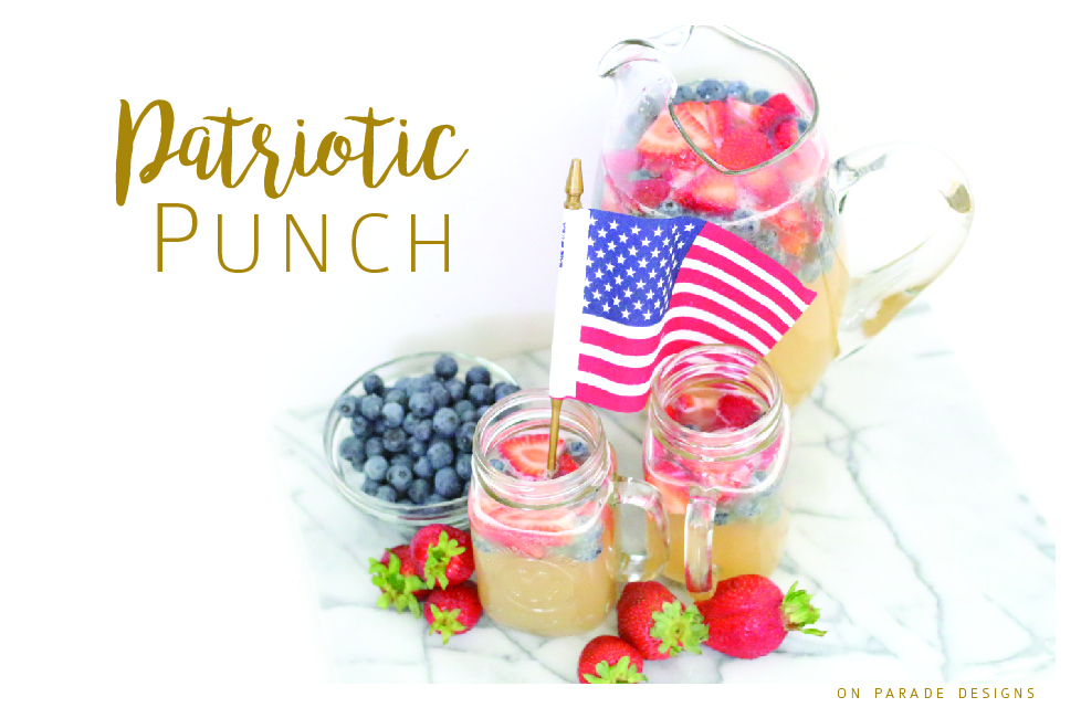 patriotic punch feature image