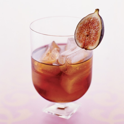 Fennel and Fig Infused Vodka